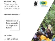 1º webinar de la campaña Nuevo acuerdo por la naturaleza y las personas