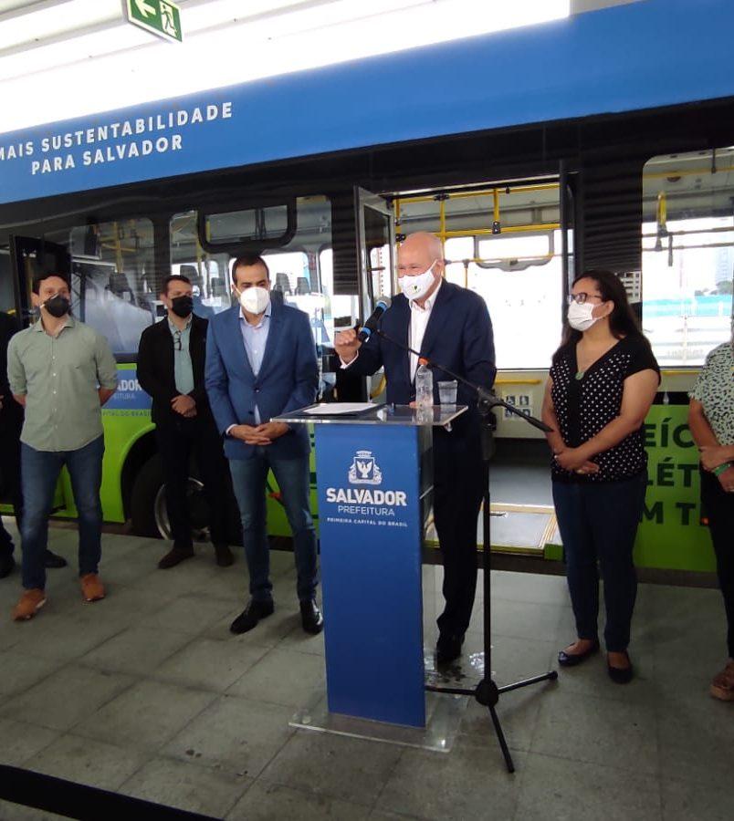 Salvador inicia ações para zerar emissões de carbono