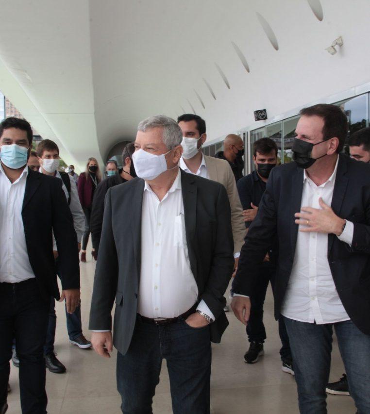 Rio de Janeiro and Niterói close unprecedented alliance to combat climate emergency